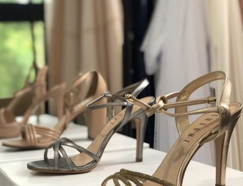 Novos sapatos da linha Tugore!